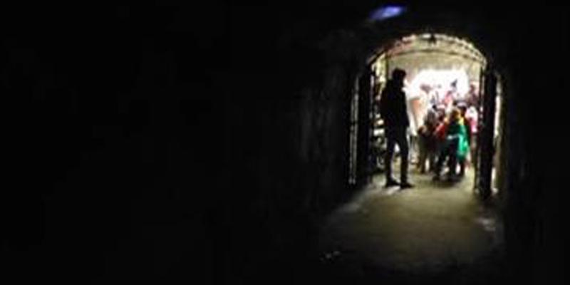 fiabe di natale al rifugio antiaereo