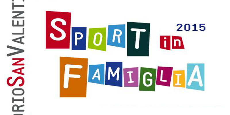 sport in famiglia 2015