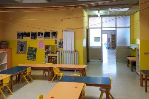 Aula Gialla Scuola Materna
