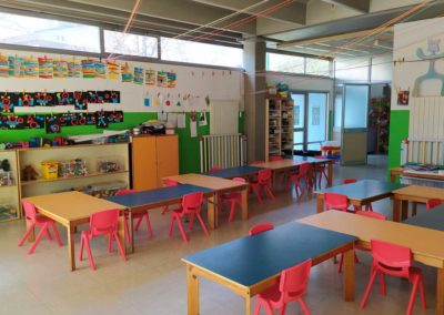 Aula Verde Scuola Materna