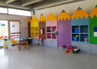 Laboratorio Scuola Materna
